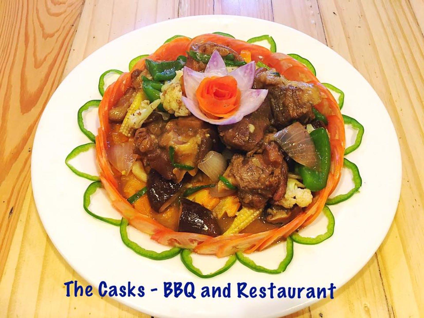 The Casks - B.B.Q, Bar and Restaurant   yathar