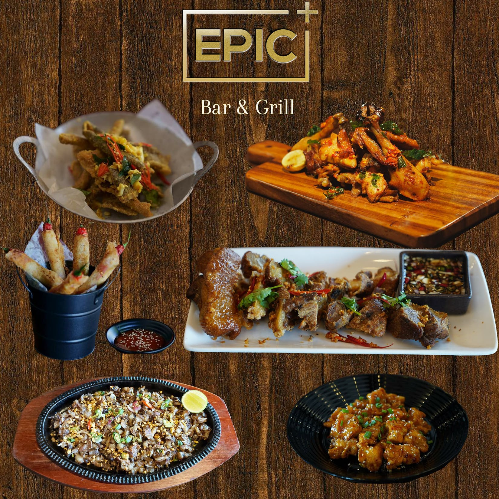 Epic Plus bar & grill | yathar