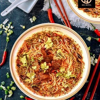 Big Bowl Noodles | yathar
