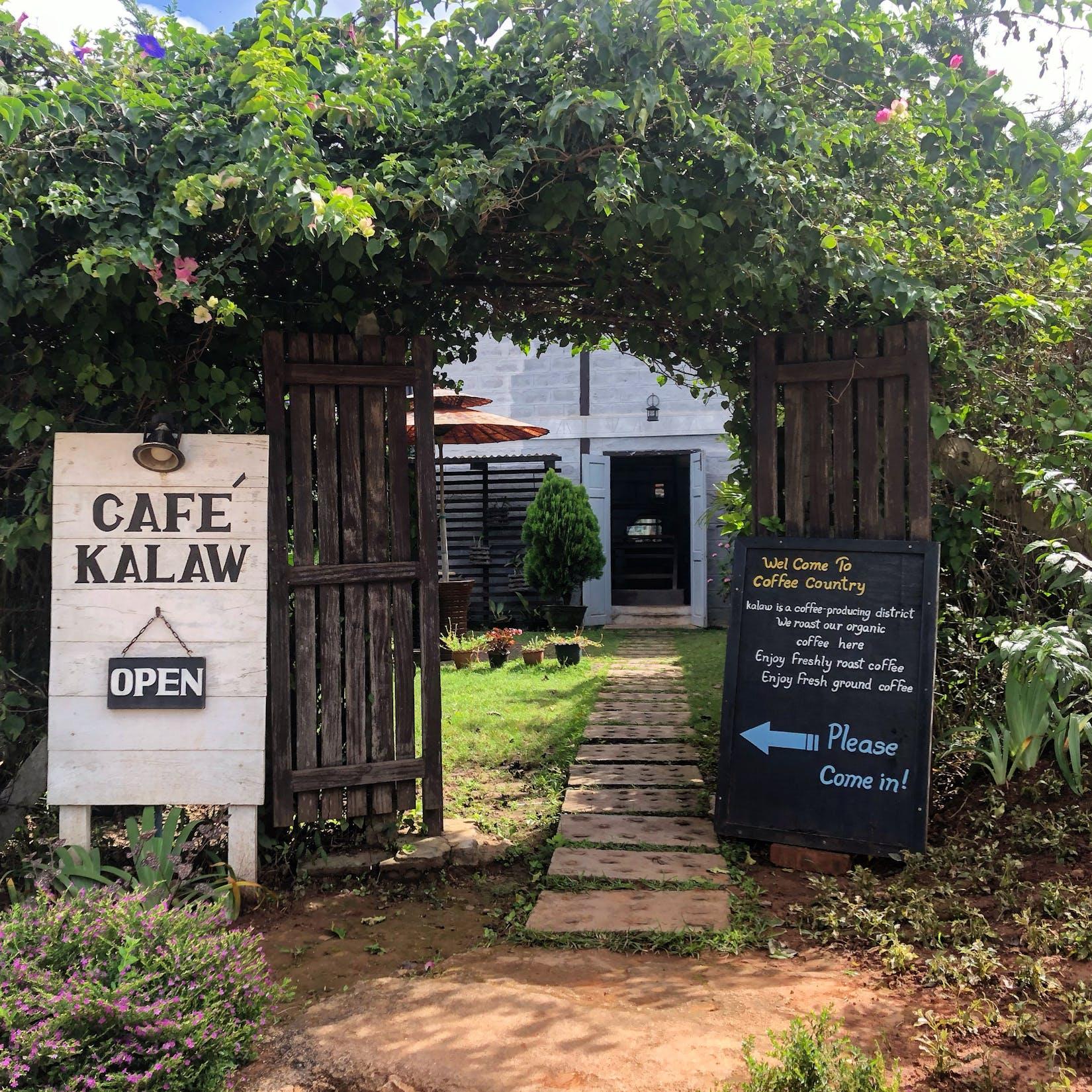 Cafe Kalaw | yathar