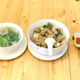 Soe Moe Kyay Oh Thai Food & Chinese Food Restaurant | yathar