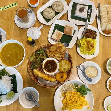 Amay'Eain Myanmar Cusine photo by Da Vid  | yathar