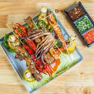 PH 7 BBQ & Seafood Villa | yathar