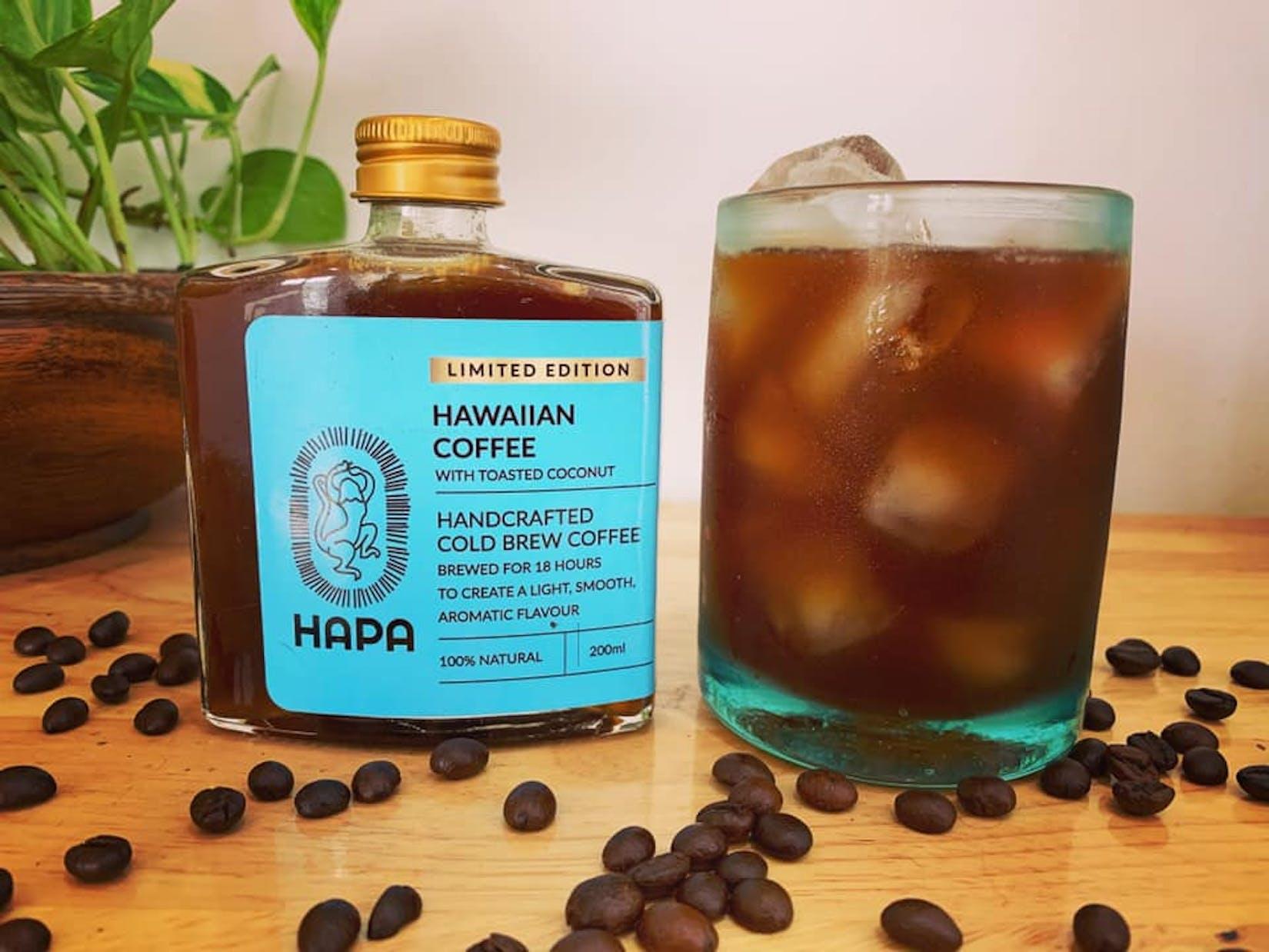 HAPA Coffee & Cocaktail | yathar
