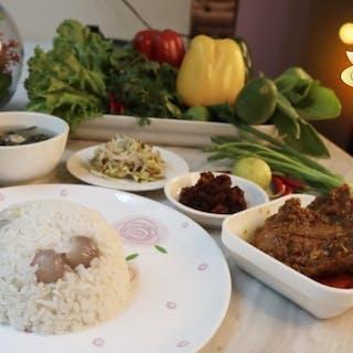 အရဏ္ဦး Yangon Noodle Bowls | yathar