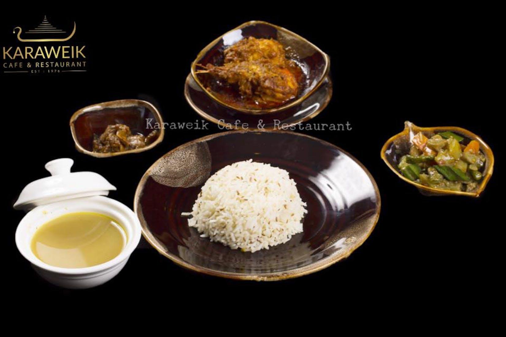 Karaweik Cafe | yathar