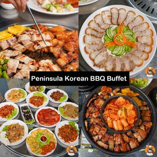 Peninsula Korean BBQ Buffet Restaurant   yathar