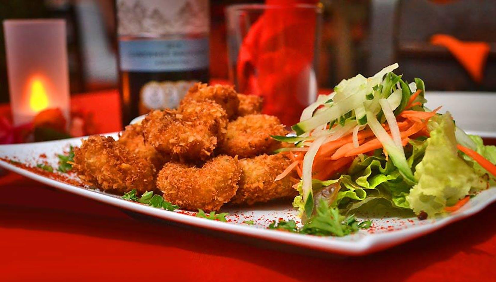 Kaung Thai Papaya Salad | yathar