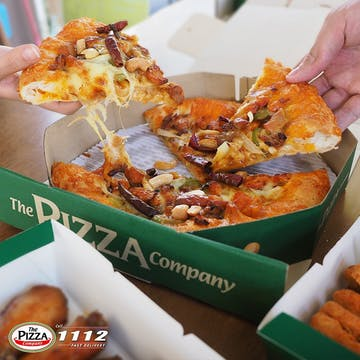 The Pizza Company photo by Thet Pxone Zaw  | yathar