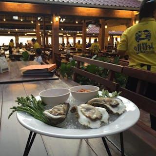 ปูเป็น ซีฟู้ด ( Pupen Seafood Pattaya )   yathar