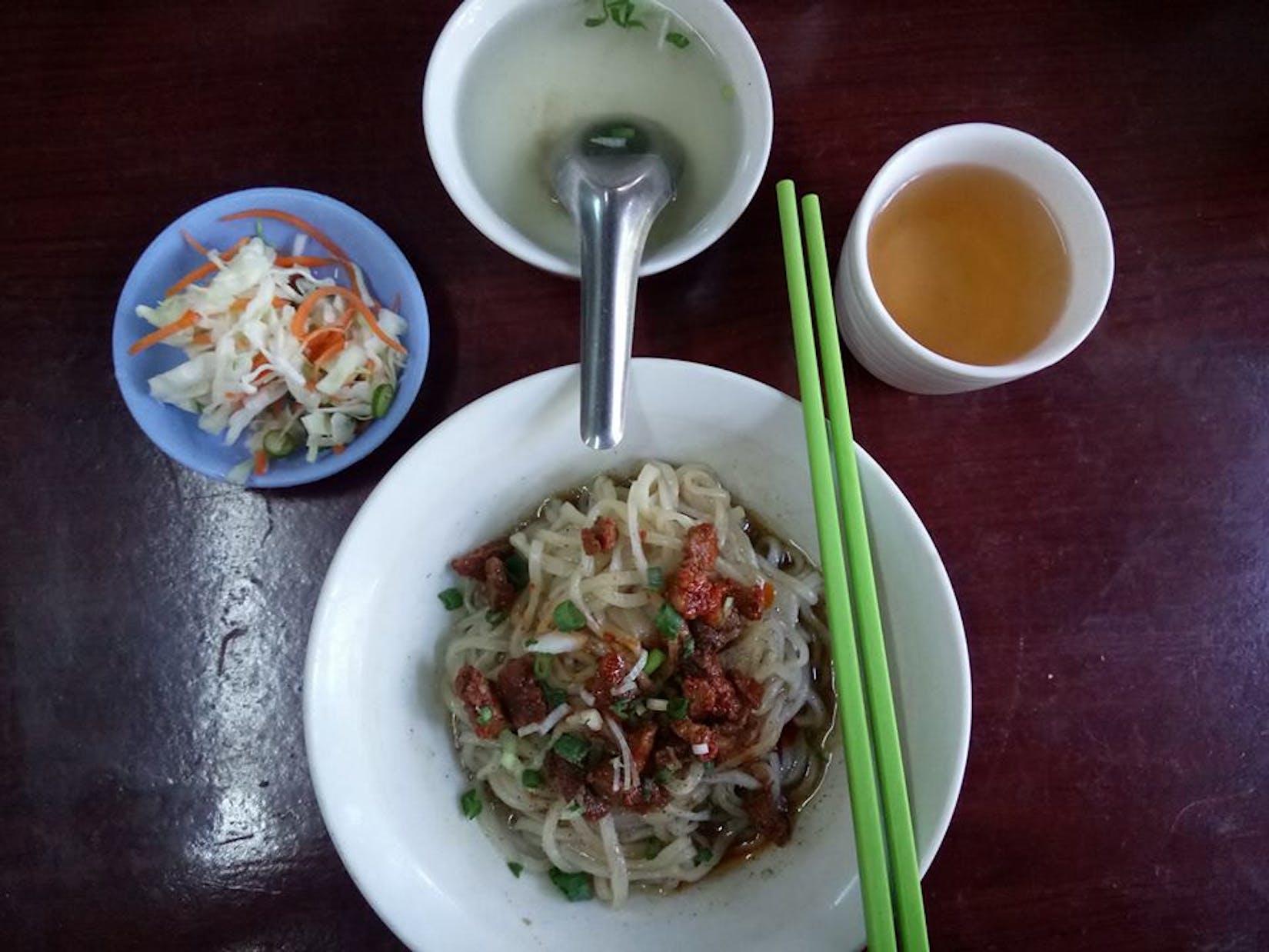 Yin Haw Noodle Restaurant | yathar
