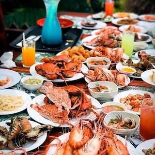 Rim Talay Seafood Restaurant   yathar