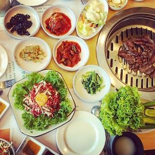 Hanwoori Garden - Korean B.B.Q. Restaurant | yathar
