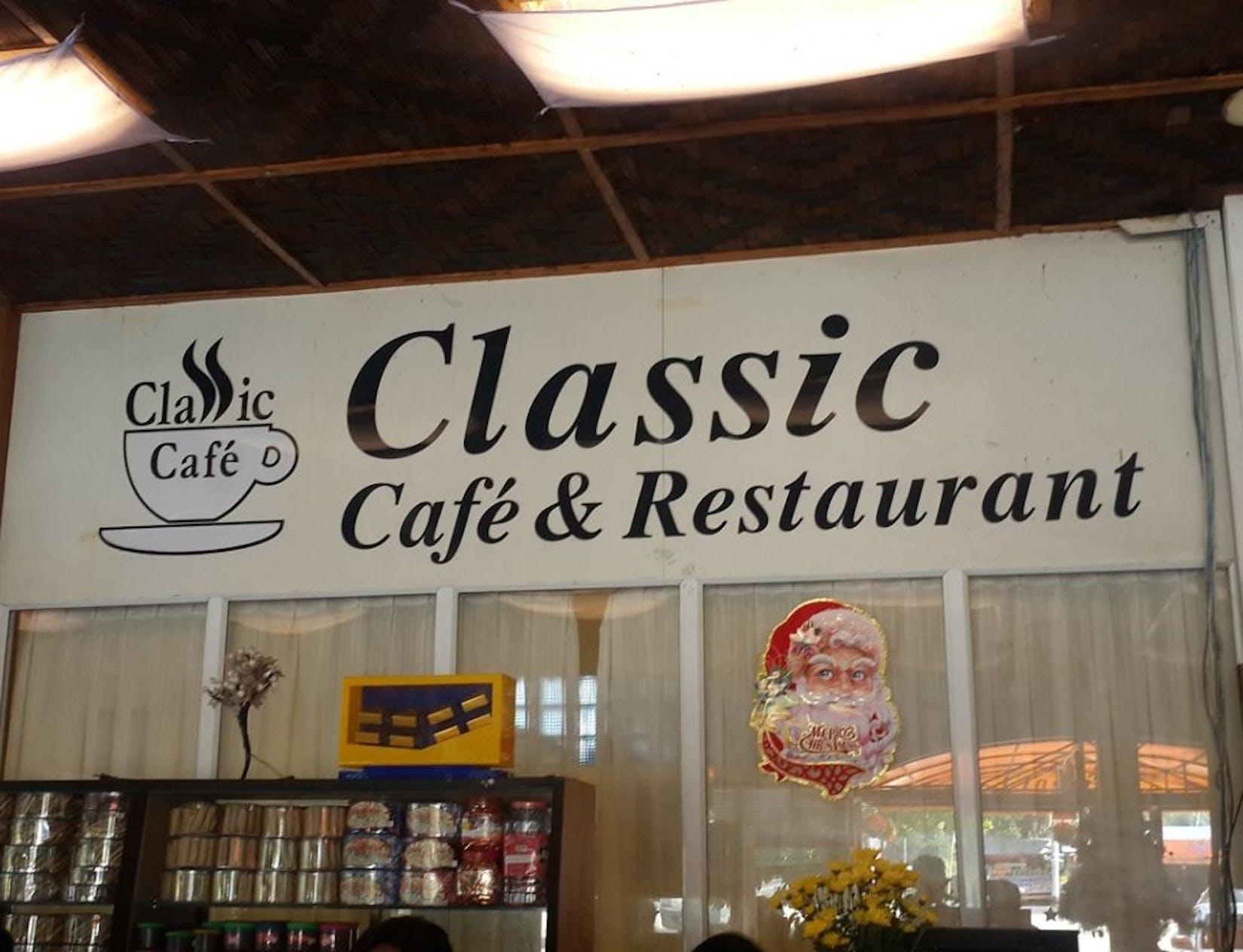Classic Cafe & Restaurant   yathar