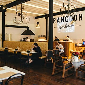 Rangoon Tea House photo by 市川 俊介  | yathar