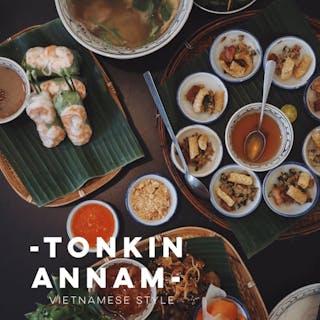 Tonkin Annam | yathar