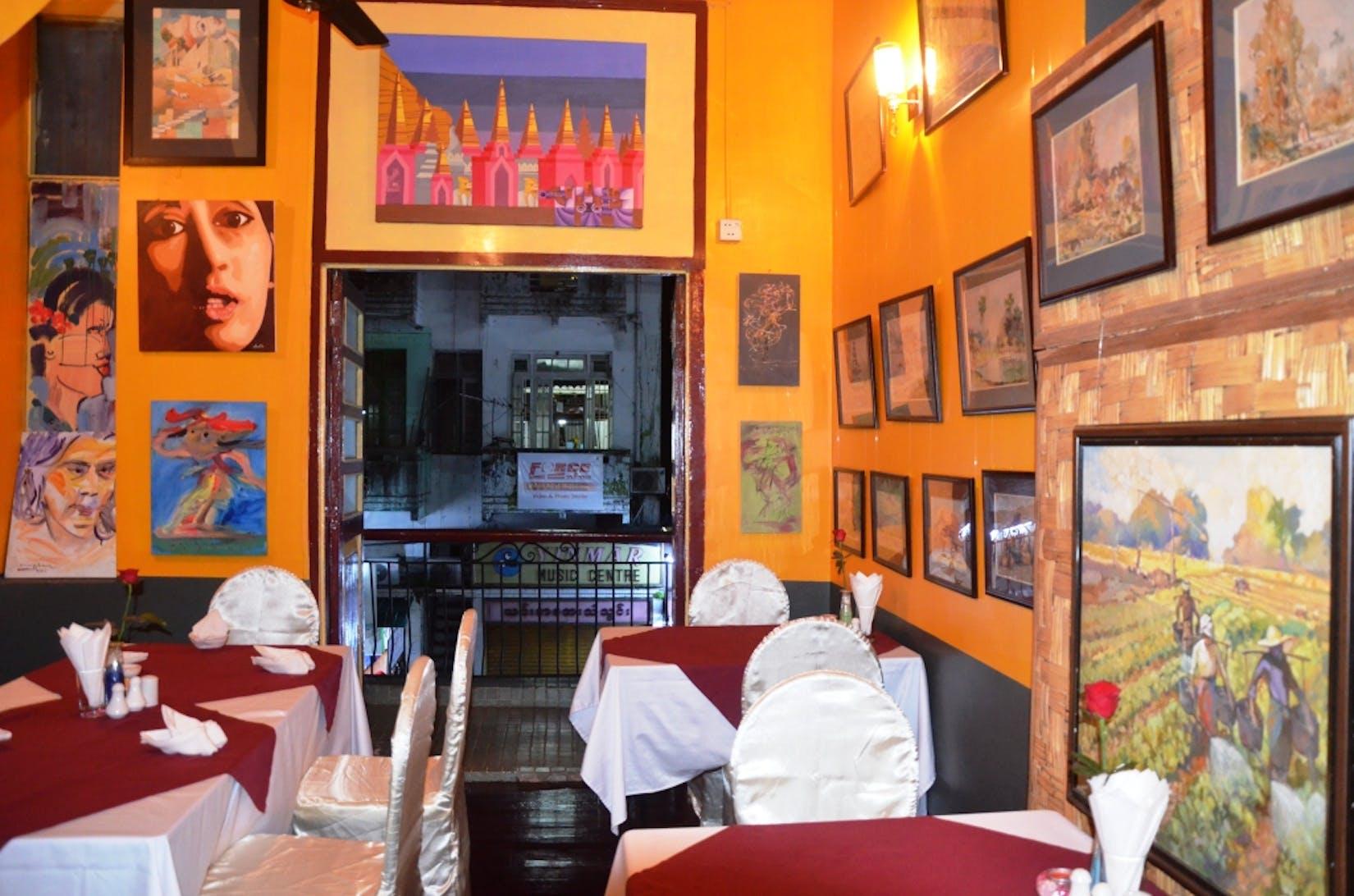 LinkAge Restaurant & Art Gallery | yathar