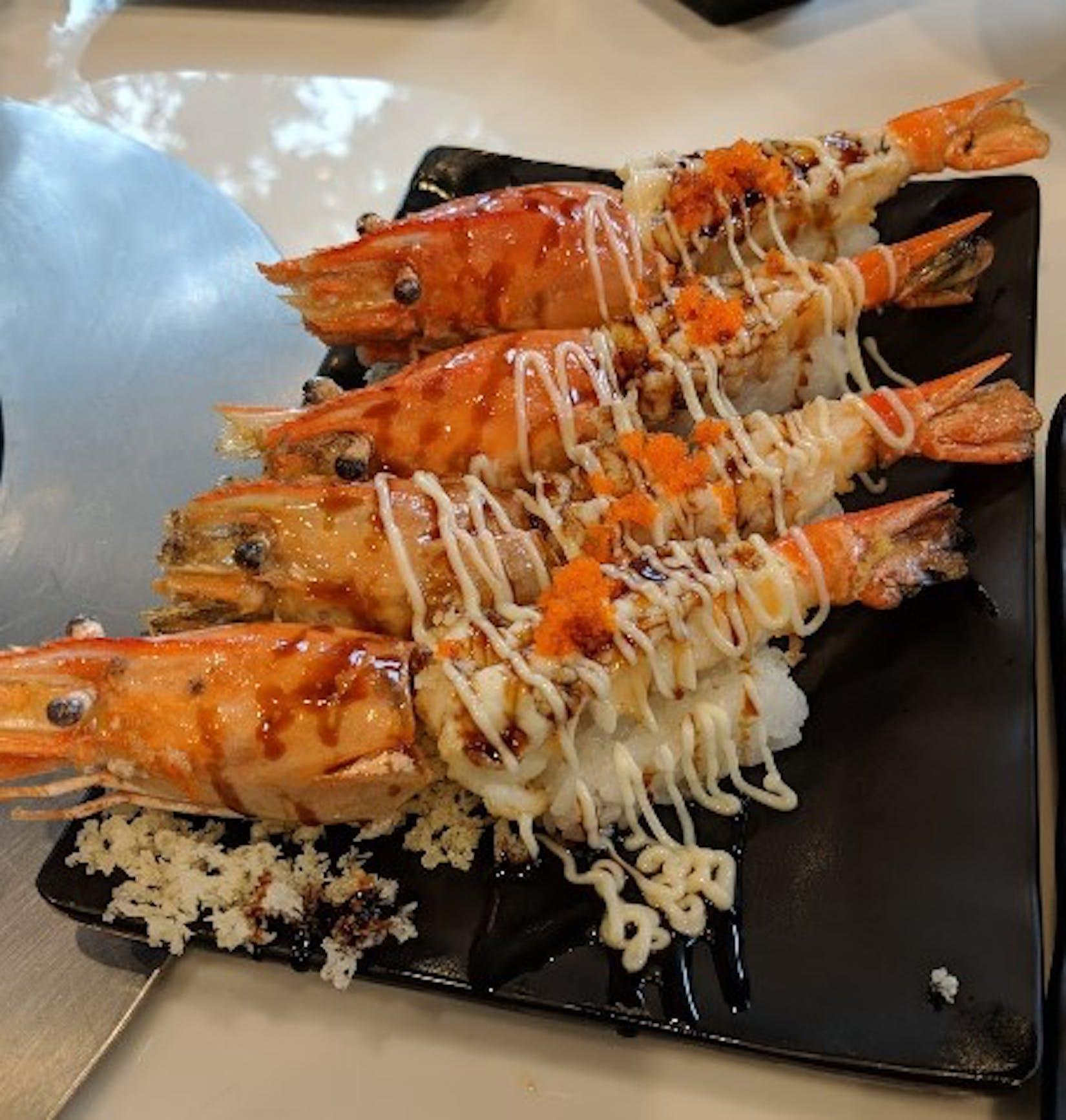 Tenjo Sushi & Yakiniku Premium Buffet | yathar
