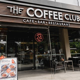 THE COFFEE CLUB - The Maze   yathar