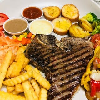 Ken's Steak House   yathar
