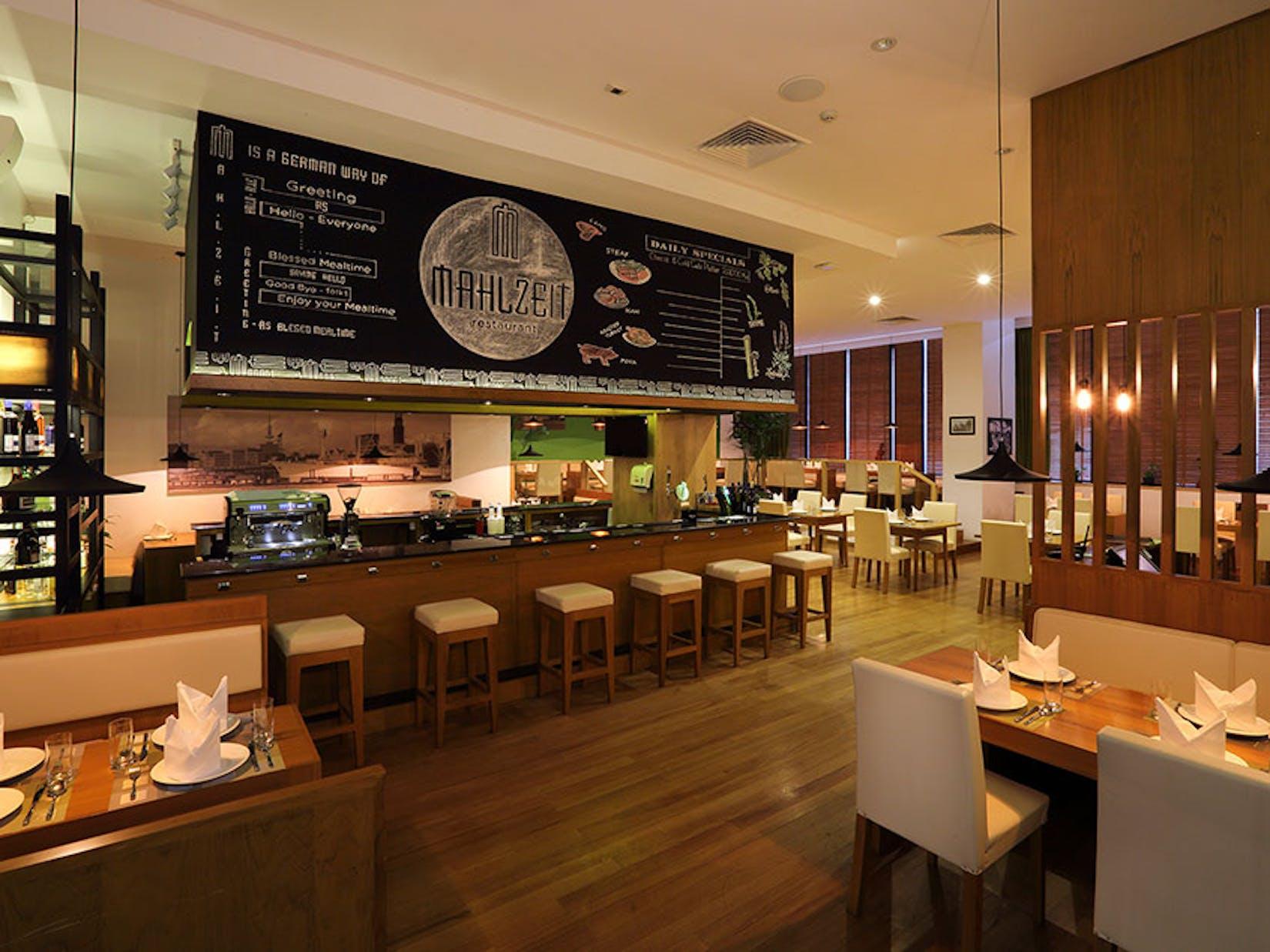 Mahlzeit Restaurant | yathar