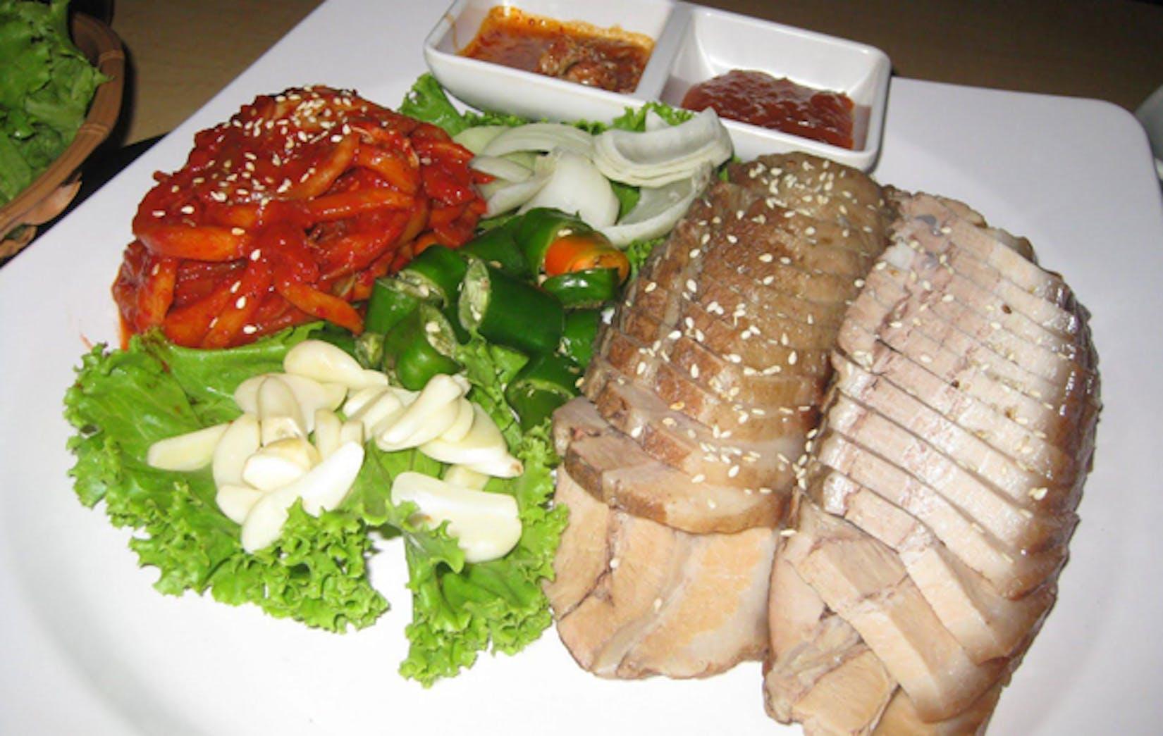 Pwint Myanmar Traditional Food | yathar