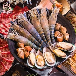 Haris' premium buffet   yathar