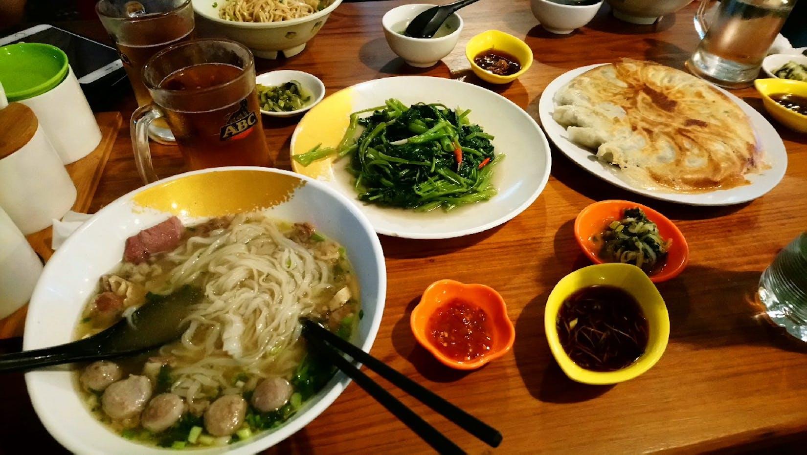Aung Mingalar Shan Noodle Restaurant | yathar