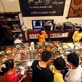 Feel Myanmar Restaurant | yathar