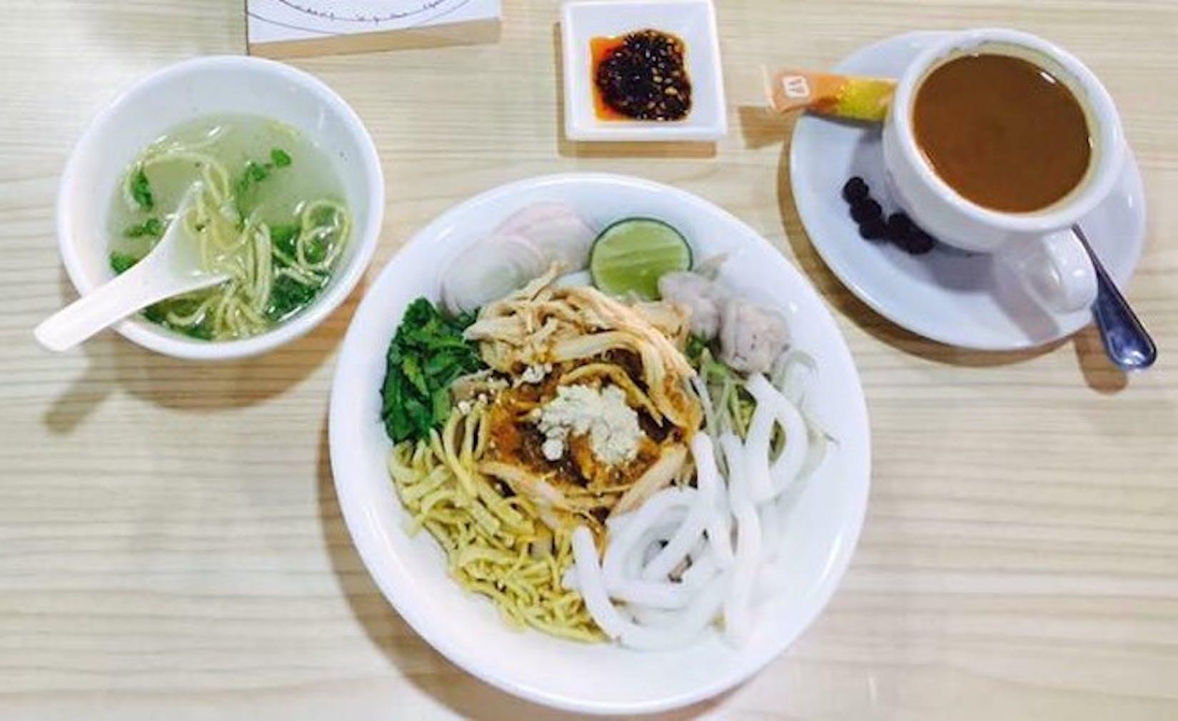 Point Myanmar Food & Cafe | yathar