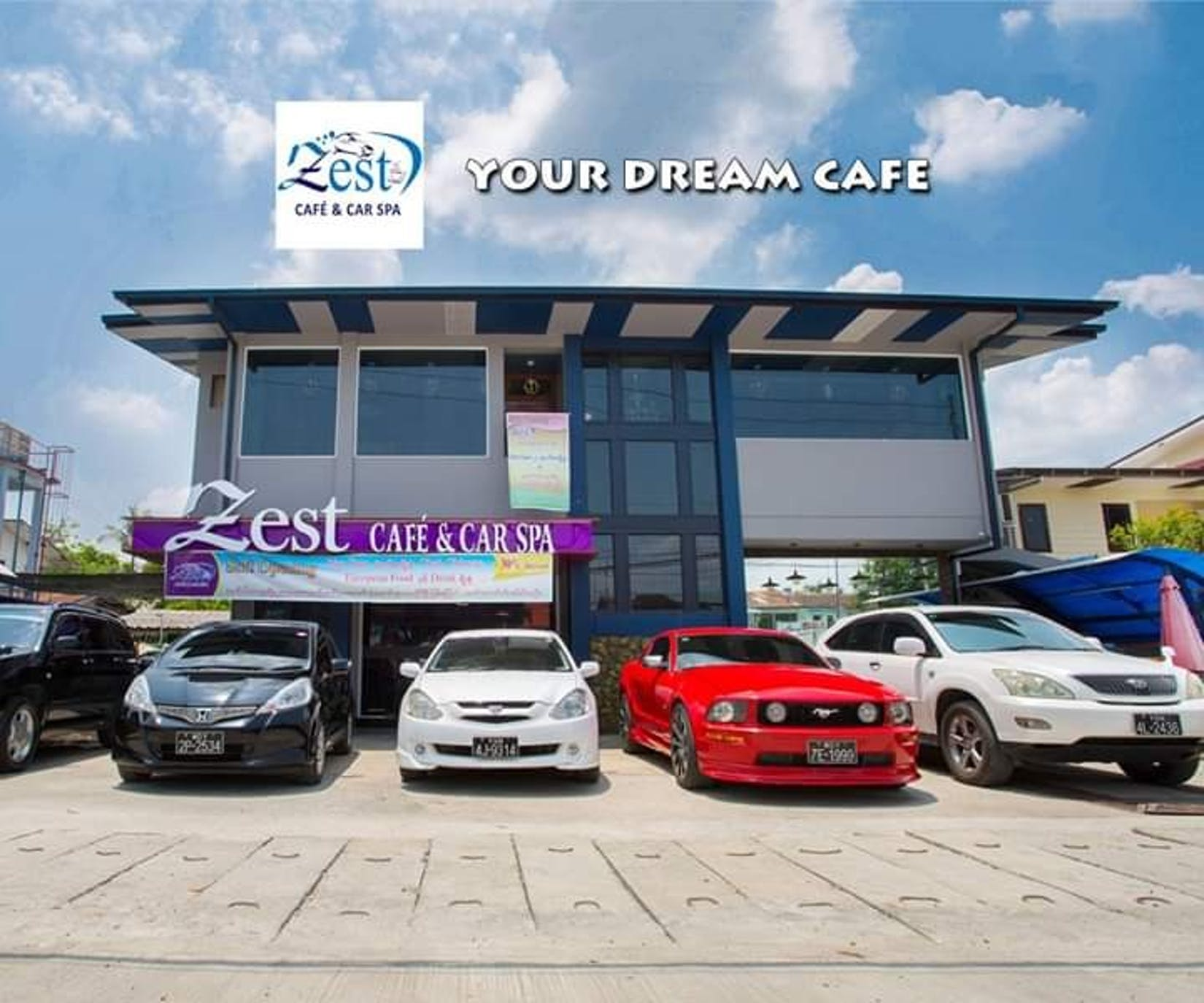 Zest Cafe and Car SPA | yathar