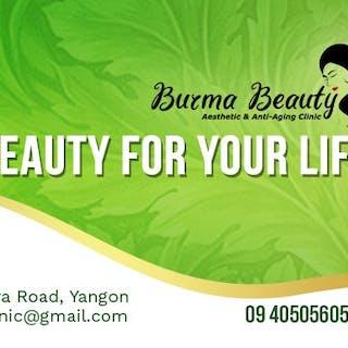 Burma Beauty Aesthetic & Anti-aging Clinic   Beauty
