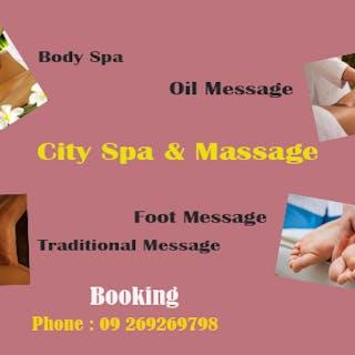 City Spa & Massage | Beauty