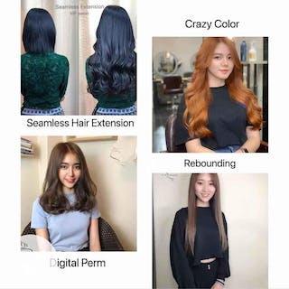 VIP Salon YGN   Beauty