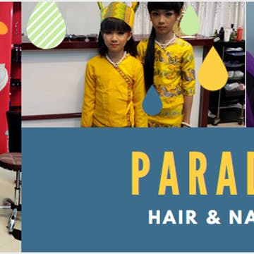 Paradise Hair and Nail Spa photo by EI PO PO Aung  | Beauty