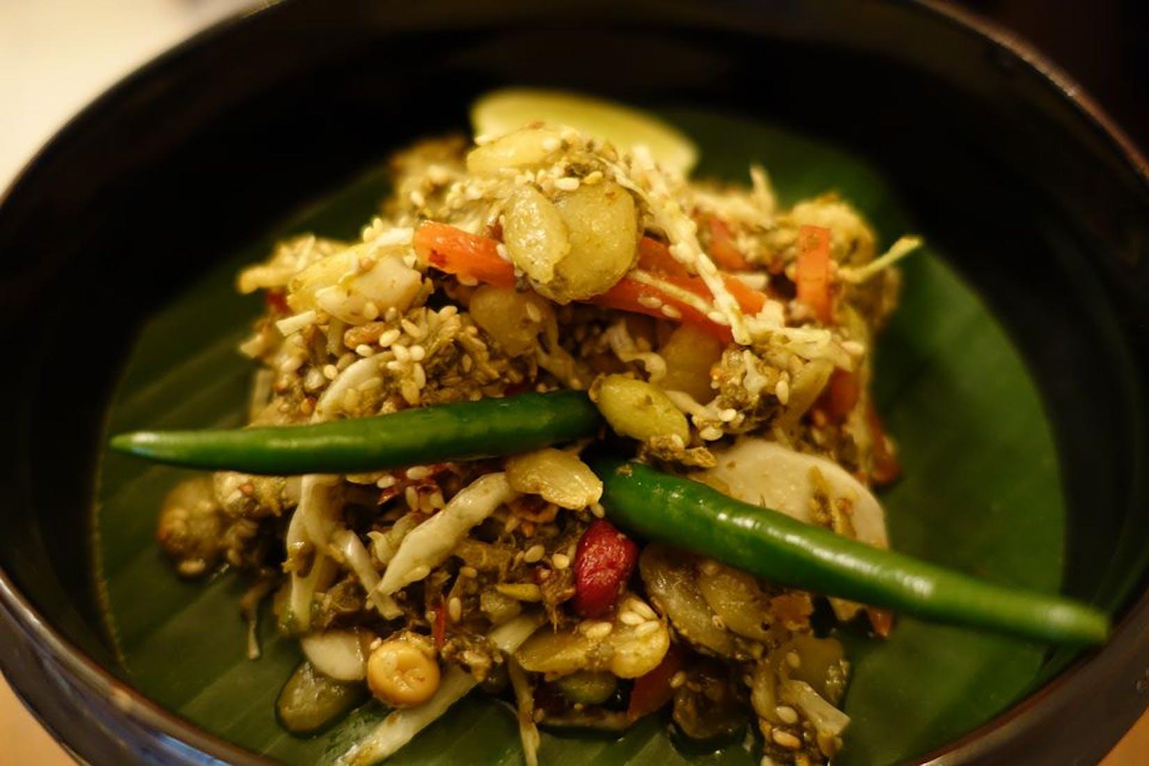 Shwe Nan Myanmar Restaurant | yathar