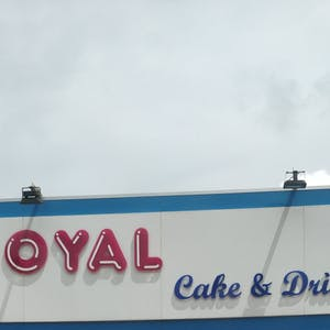 Royal Cake & Drink | yathar