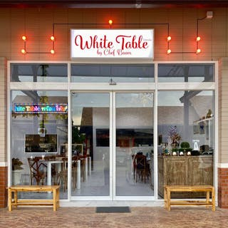 White Table Restaurant by Chef Boom | yathar