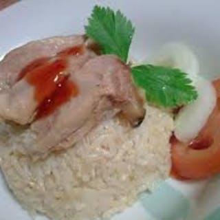 Kone Htet (Chicken Rice) | yathar