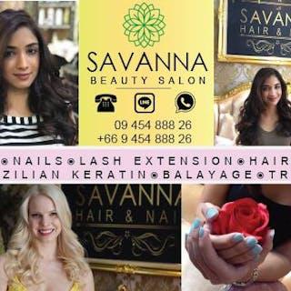 Savanna Salon Hair Salon in Bangkok Sukhumvit   Beauty