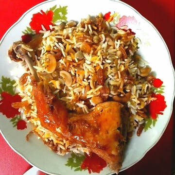 Kaung Kyaik Biryani photo by Kyaw Win Shein  | yathar