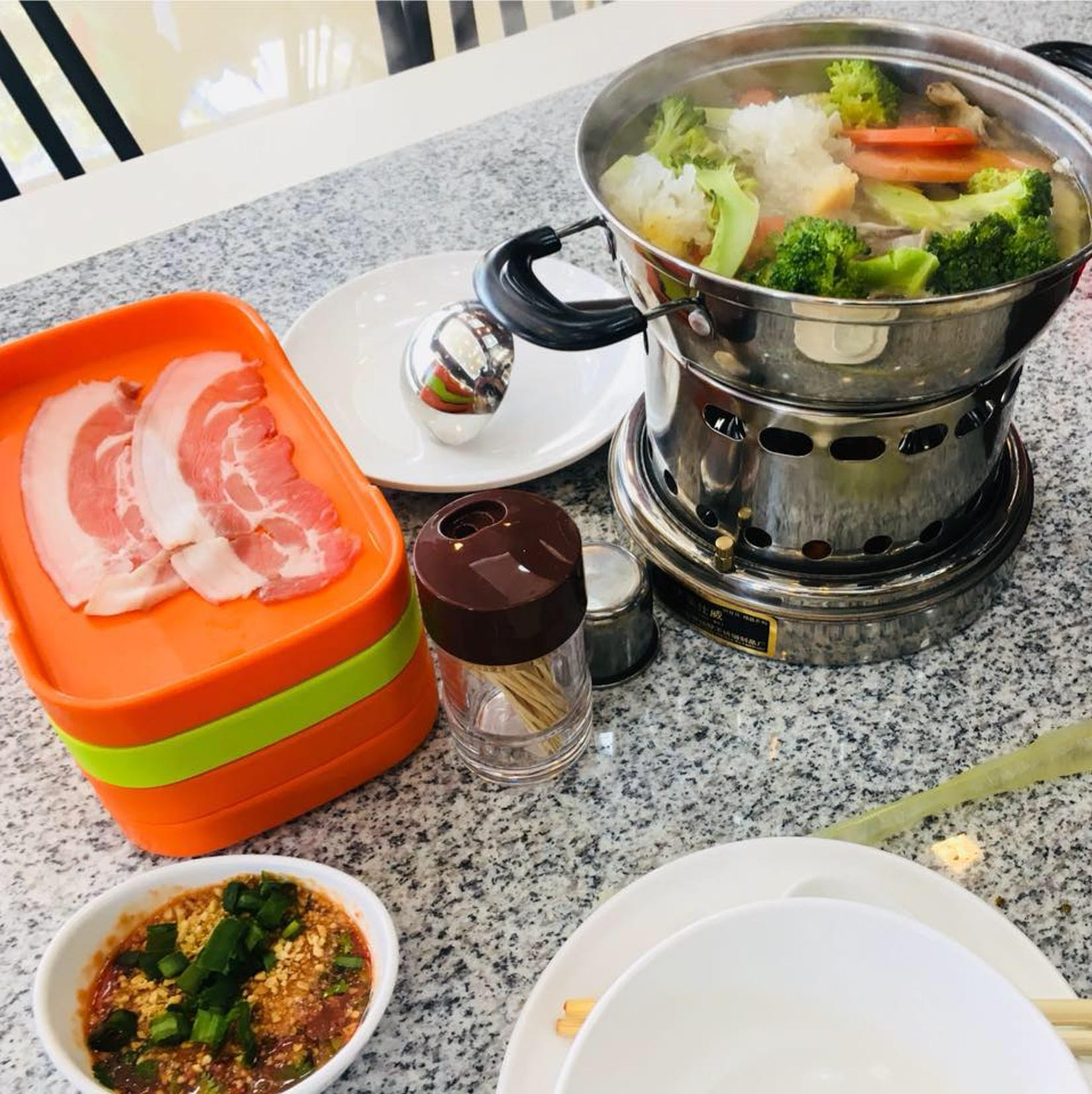 ShweOh Hot Pot | yathar