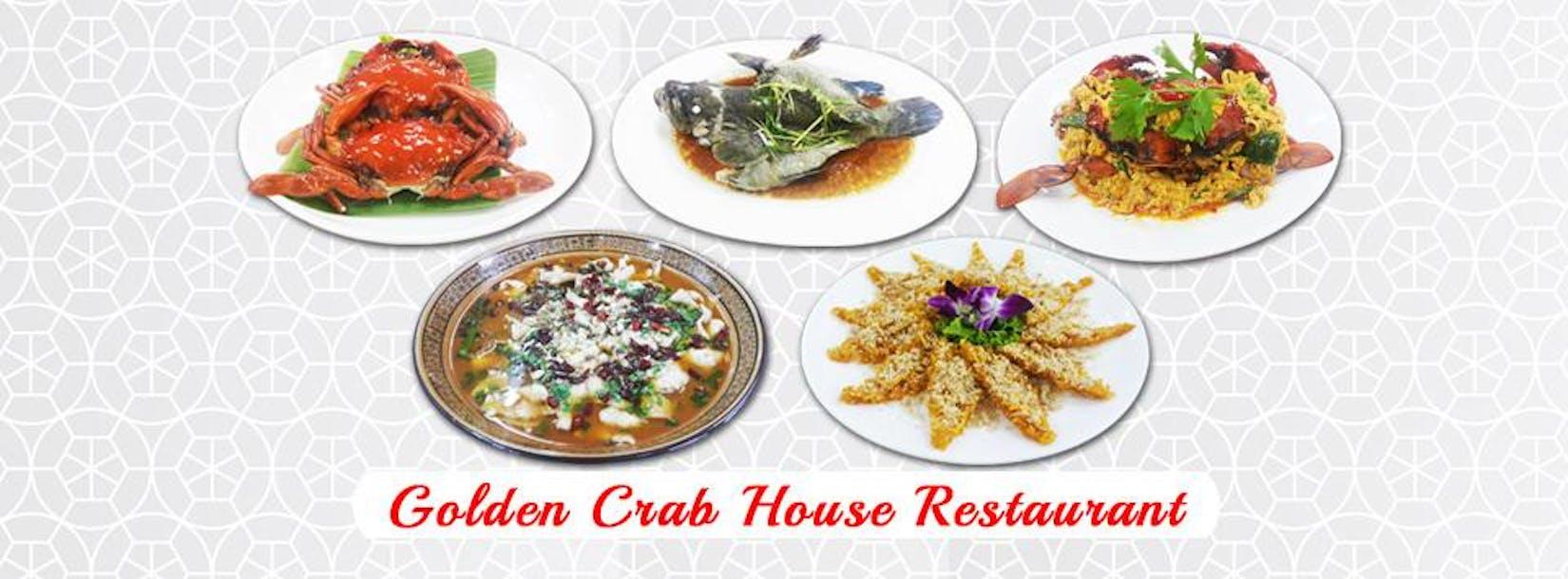 Golden Crab House | yathar