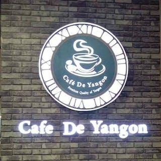 Cafe De Yangon | yathar