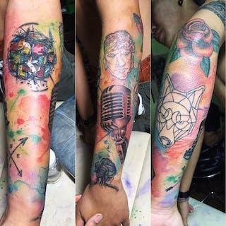 Glory ink tattoo Bangsaen   Beauty