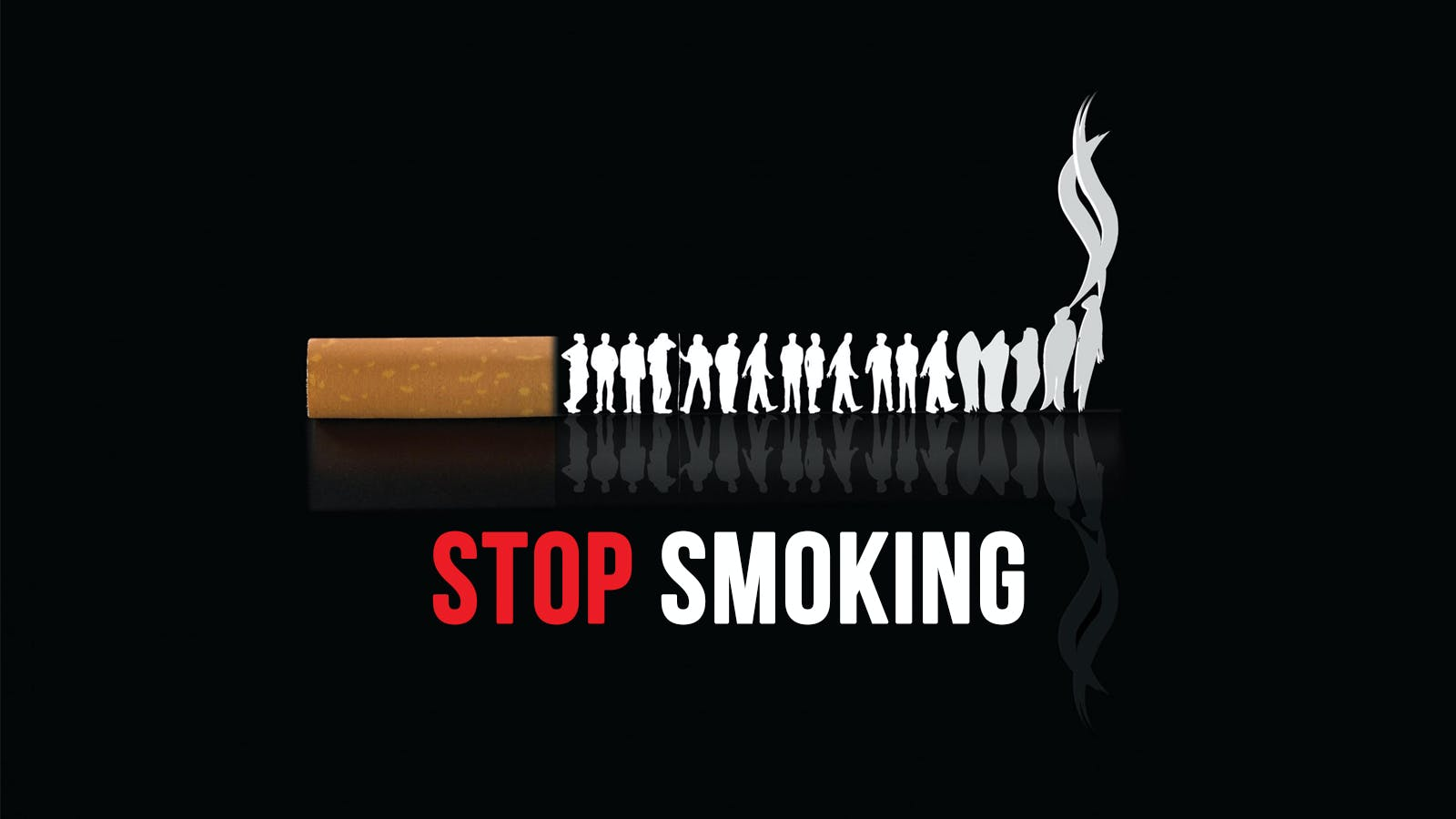 Stop Smoke , Keep Beauty